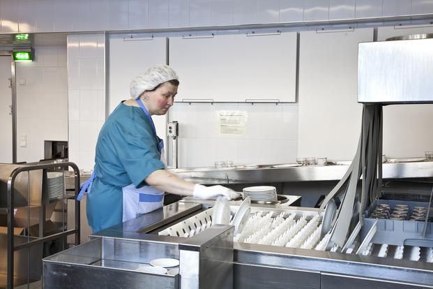 Ecophon Hygiene Foodtec Wal